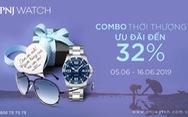 Ưu đãi đến 32% khi mua đồng hồ nhân 'Ngày của cha' tại PNJ WATCH