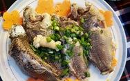 Tốn cơm với món cá rô đồng nấu canh lá khổ qua rừng