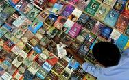 Đi Ấn Độ, thú vị với 'hàng rong sách'