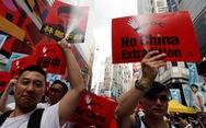 Biểu tình cực lớn ở Hong Kong phản đối dự luật dẫn độ