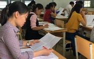 Chấm thi THPT môn ngữ văn: Ít bài đạt điểm khá