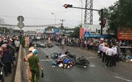 'Ma men' và nỗi đau sau những vụ tai nạn giao thông