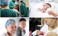 55 ngày diệu kỳ của mẹ Liên và bé Bình An