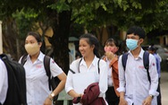 Trường nào ở Quảng Ngãi không có học trò đậu tốt nghiệp?