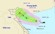 Áp thấp mạnh thành bão, cách đất liền Quảng Ninh - Hải Phòng 500km