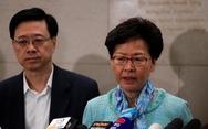 Lãnh đạo Hong Kong họp báo 4h sáng, tuyên bố sẵn sàng lắng nghe