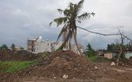 Điện giật chết 2 bé ở đường Vành đai 2: Đơn vị kéo điện để dây điện nằm trên đất