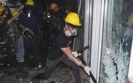 700 người biểu tình Hong Kong đang bị truy lùng bắt nguội