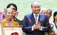 Thủ tướng Nguyễn Xuân Phúc tri ân thương bệnh binh và người có công