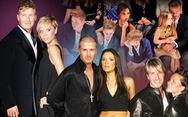 Beckham tự hào 20 năm một vợ bốn con, hạnh phúc với Victoria