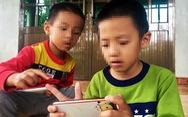 Khi trẻ 'dán mắt' màn hình