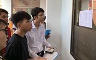 Hơn 15.000 thí sinh thi đánh giá năng lực đợt 2 của ĐH Quốc gia TP.HCM