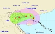 Chiều tối mai, bão đổ bộ các tỉnh Quảng Ninh - Thái Bình