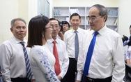 Khánh thành Trung tâm mô phỏng và dự báo kinh tế xã hội TP.HCM