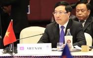 Việt Nam nêu vấn đề Biển Đông trong cuộc họp ASEAN - Mỹ