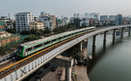 Nguyên nhân đường sắt Cát Linh - Hà Đông chậm hầu hết do phía Trung Quốc