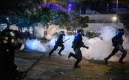 Cảnh sát Hong Kong bắt gần 150 người biểu tình quá khích