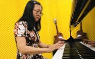 Cử nhân Anh văn 63 tuổi đậu đại học chính quy ngành piano