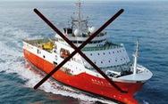 Bộ Ngoại giao: Tàu Hải Dương 8 của Trung Quốc lại xâm phạm thềm lục địa Việt Nam