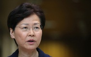 Lãnh đạo Hong Kong cam kết tìm giải pháp đối thoại với người biểu tình