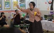 'Chuyến đò' đặc biệt của cặp vợ chồng Hàn Quốc ở Việt Nam