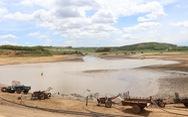 Nhiều tỉnh thành kiệt nước