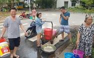 Đà Nẵng: Dân khoan giếng, chấp nhận dùng nước hôi mùi bùn để sinh hoạt