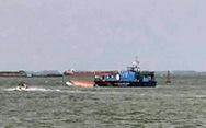 Lật canô 19 người rơi xuống biển Vũng Tàu, may mắn được cứu