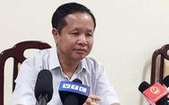 Bị xem xét kỷ luật, giám đốc Sở GD-ĐT Hòa Bình xin nghỉ chữa bệnh dài hạn
