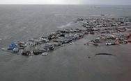 Sau cháy rừng Amazon, các nước cần di tản dân ven biển 'trước khi quá muộn'