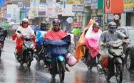 TP.HCM và nhiều tỉnh Nam bộ bắt đầu mưa to, sóng lớn do bão số 4