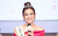 Á hậu Tường San thi Hoa hậu quốc tế