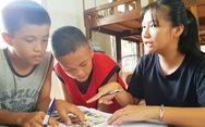 Tiếp sức đến trường: 'Mẹ' Thủy ở Trung tâm bảo trợ trẻ em