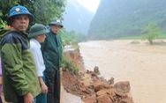Huyện Viêng Xay, Lào đề nghị Thanh Hóa tìm giúp 7 người mất tích do mưa lũ