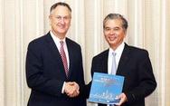TP.HCM và tập đoàn VISA hợp tác xây dựng hệ thống thanh toán online