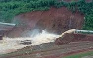 Nguy cơ vỡ đập thủy điện Đắk Kar vẫn rất cao