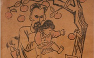 Ngắm tranh danh họa Tô Ngọc Vân, Trần Văn Cẩn vẽ Bác Hồ