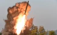 Triều Tiên bắn tên lửa, đầu đạn rơi trong vùng đặc quyền của Nhật?