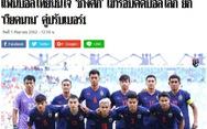 Kết quả thăm dò của Trường đại học Kasem Bundit: 'Thái Lan ngán Việt Nam hơn cả UAE'