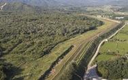 Hàn Quốc: Hơn 10.000 lượt khách thăm quan 'Con đường Hòa bình DMZ'