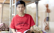 Cậu trò nghèo mồ côi kiên cường vào ĐH Bách khoa
