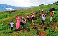 Cô giáo Trà Thị Thu: 'Tắk Pổ cho tôi những trải nghiệm đẹp nhất'