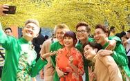Sắc mai vàng rực tại Lễ hội Tết Việt xuân Canh Tý