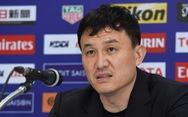 HLV Hao Wei: 'U23 Trung Quốc thua vì non kinh nghiệm'