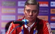 HLV UAE: Chúng tôi chơi tốt trước đối thủ rất mạnh Việt Nam
