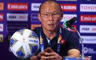 HLV Park: Toàn đội sẽ cố gắng hết sức ở trận gặp Triều Tiên
