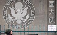 Dân mạng Trung Quốc 'ném đá' sứ quán Mỹ, khen Iran không ngớt