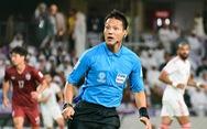 Trọng tài V-League cầm còi trận U23 Việt Nam với Jordan