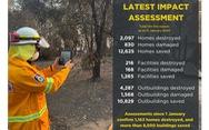 28 người chết do cháy rừng khốc liệt ở Úc