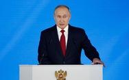 Ông Putin muốn siết tiêu chuẩn đối với các tổng thống tương lai